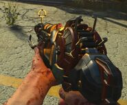 Porter's Raygun Mark 2-Y first person BO4
