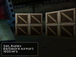 Ridley MW3DS
