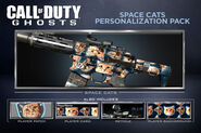 Space Cats Personalization Pack CoDG