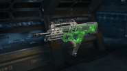Vesper Gunsmith Model Weaponized 115 Camouflage BO3