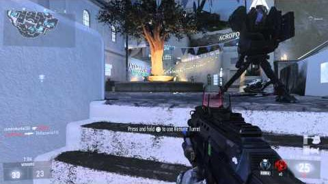COD Advanced Warfare Multiplayer Terrace Gameplay NO COMMENTARY