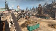 KarstRiverQuarry GravelPit Verdansk Warzone MW