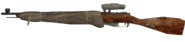 Mosin-Nagant Scoped Third Person CoD2