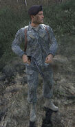 Shepherd full body shot MW2