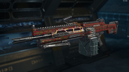 48 Dredge Gunsmith Model Inferno Camouflage BO3