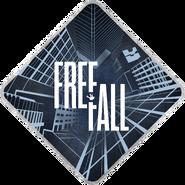 Free Fall logo CODG