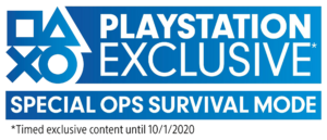 Survival PS4 Logo MW