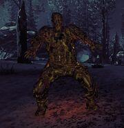 Warlord Napalm Zombie BO3
