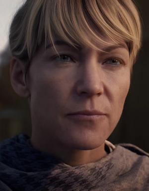 کیت لاسول (Kate Laswell) Call of Duty