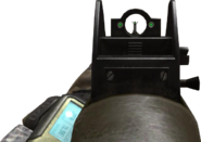 M1014 Iron Sights MW2