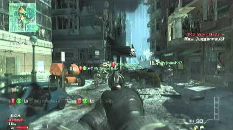 MW3 Juggernaut Game Mode Gameplay