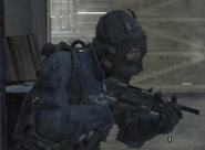 SAS Soldier PM-9 MW3