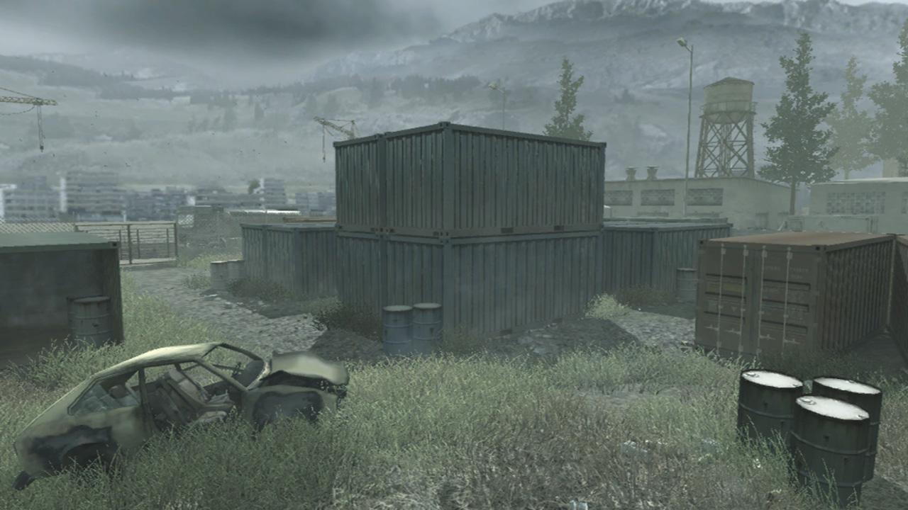Modern Warfare 3 Has Hidden Call of Duty 4, Modern Warfare 2 Maps