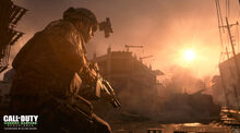 Call of Duty Modern Warfare Remastered Screenshot 9