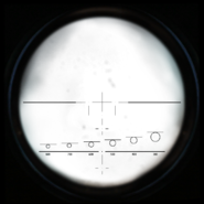 M14 scope overlay CoD4