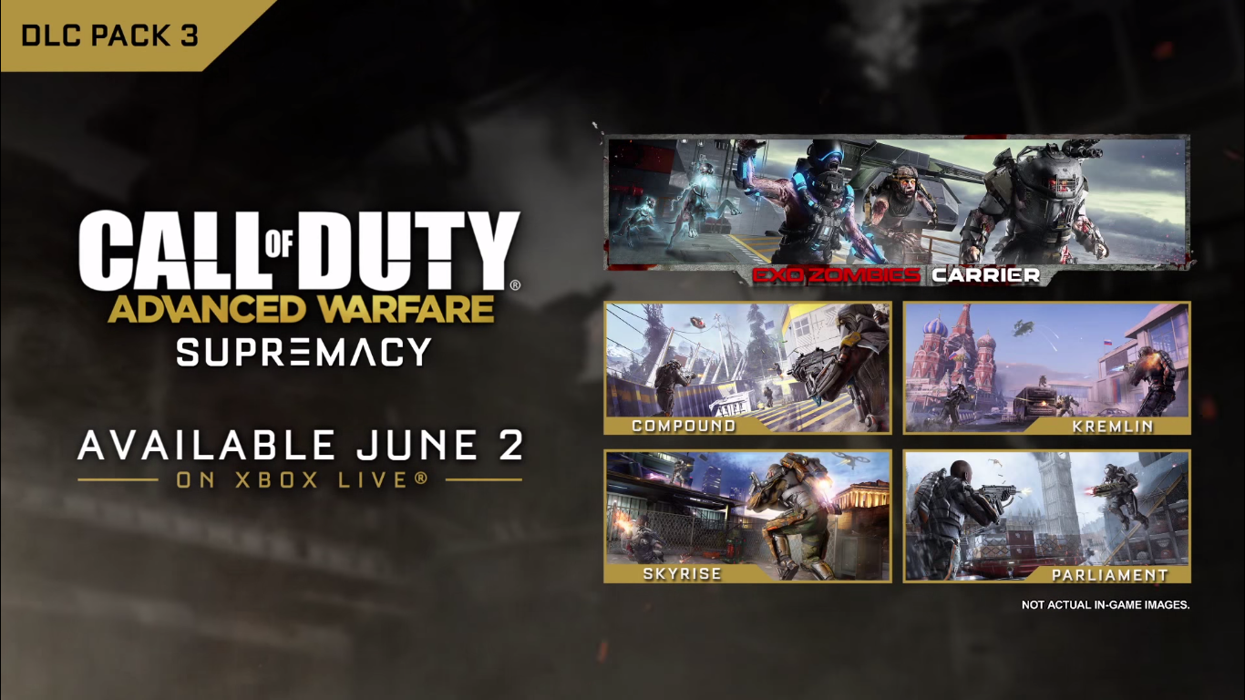 Call of Duty: Advanced Warfare – Supremacy DLC ile ilgili görsel sonucu