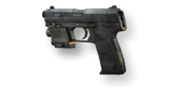 USP .45 menu icon MW2