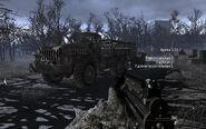 CODMW2 Ural4320 Hidden