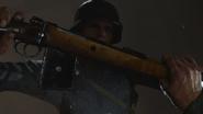 German Rifleman attack WWII