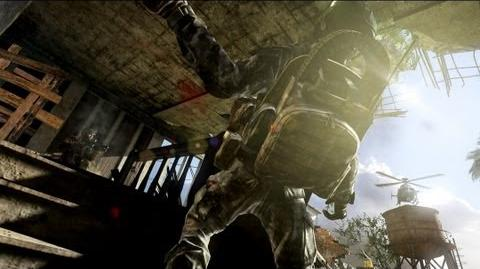 Official Call of Duty Ghosts Multiplayer Reveal Trailer
