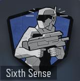 Sixth Sense Perk Icon BO3