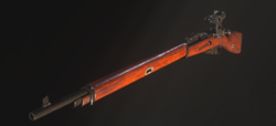 3-Line Rifle Model WWII