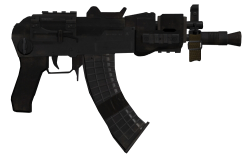 File:AK-74u Third Person MW3.png