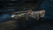 Banshii Gunsmith Model Underworld Camouflage BO3