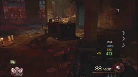 COD Black Ops II Zombies - Mob of the Dead Cell Block Gameplay
