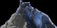 Niebieski ak47 cod4