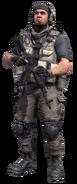 Nikolai MW3 model render