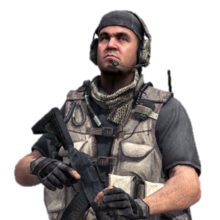 call of duty warzone characters transparent