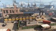 Port Vacant Verdansk Warzone MW