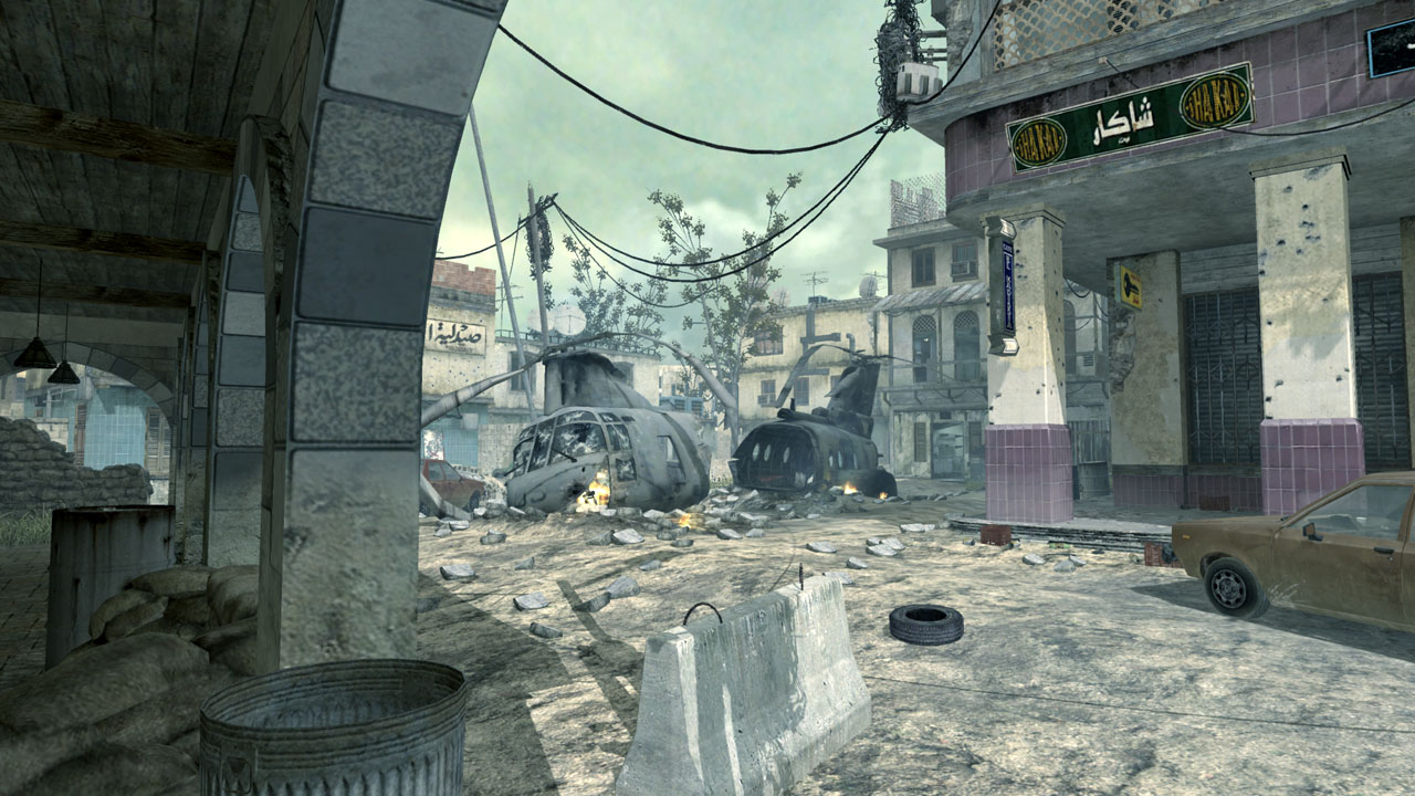 Crash Map Call Of Duty Wiki Fandom