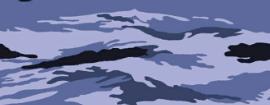 Blue Tiger Camouflage menu icon BOII