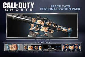 Codghosts microitems spacecats