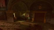Gniew starozytnych wilk obraz pomieszczenia mieszkalne