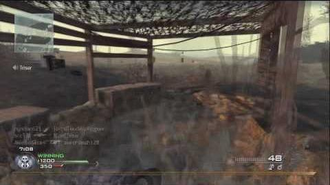 Modern Warfare 2 FFA with Thermal Vector Sandy Ravage Pwnage