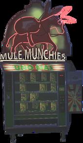 Mule Munchies Perk Machine IW
