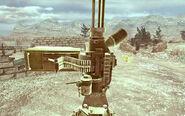 Sentry Gun Holding MW2