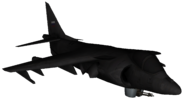 Harrier VVS MW2