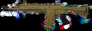 M4A1 Tech Gold menu icon CoDO
