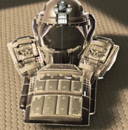 Blackout Armor LV3