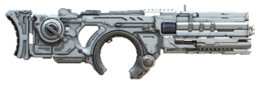 Mandate shotgun menu icon CoDO