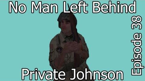No Man Left Behind - Call of Duty - Saving Pvt Johnson Episode 38