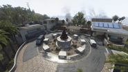 Raid compound entrance BOII