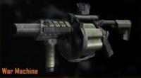 War Machine Create-a-Class BOII