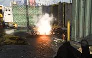 Call of Duty Modern Warfare 2019 Горение термита