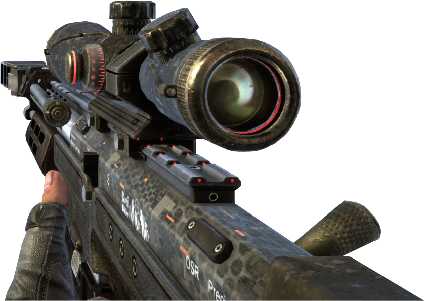 Dsr 50 Camouflage Call Of Duty Wiki Fandom Powered By
