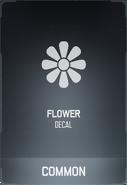Flower Supply Drop Card BO3